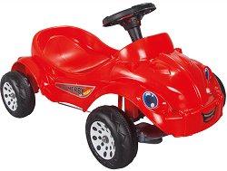 Детска кола с педали - Happy Herby -