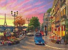 Залез при Сена - Доминик Дейвисън (Dominic Davison) - пъзел