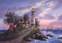 Заливът на капитана - Денис Леван (Dennis Lewan) - пъзел