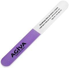 """Полираща пила за нокти в три стъпки - От серията """"Agiva Professional"""" - шампоан"""