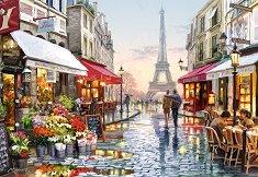 Магазин за цветя в Париж - Ричард Макнийл (Richard Macneil) - пъзел
