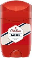 """Old Spice Lagoon Deodorant Stick - Стик дезодорант за мъже от серията """"Lagoon"""" - дезодорант"""