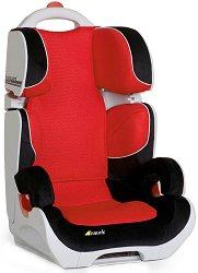 Детско столче за кола - Bodyguard: Black Red - За деца от 15 до 36 kg -