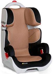 Детско столче за кола - Bodyguard: Black Beige - За деца от 15 до 36 kg -