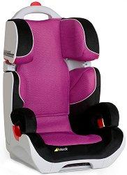 Детско столче за кола - Bodyguard: Black Pink - За деца от 15 до 36 kg -