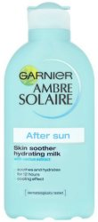 Garnier Ambre Solaire After Sun Skin Soother Hydrating Milk - Хидратиращо мляко за след слънце с екстракт от кактус -