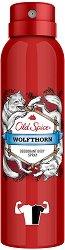 """Old Spice Wolfthorn Deodorant Spray - Дезодорант за мъже от серията """"Wolfthorn"""" - дезодорант"""