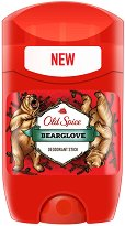 Old Spice Bearglove Deodorant Stick - самобръсначка