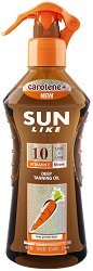 Sun Like Deep Tanning Oil Carotene+ - продукт
