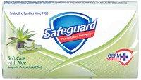 Safeguard Aloe Scent Soap - Антибактериален сапун с есктракт от алое вера - продукт