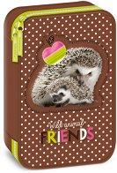 Ученически несесер - Hedgehog - играчка