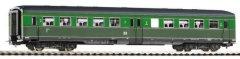 Пътнически вагон - Втора класа - ЖП модел -