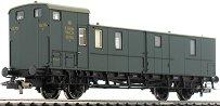 Багажен вагон - PwSa10 - ЖП модел -