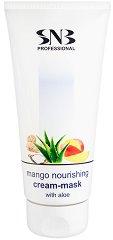 SNB Mango Nourishing Cream-Mask with Aloe - продукт