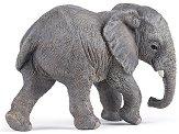 """Африканско слонче - бебе - Фигура от серията """"Диви животни"""" -"""