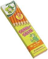 Графитни моливи - School 3H