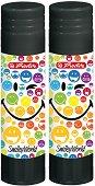 Сухо лепило - SmileyWorld - Комплект от 2 стика от 21 g