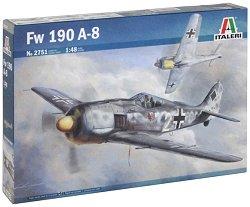 Военен самолет - Fw 190 A-8 - Сглобяем авиомодел -