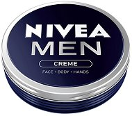 Nivea Men Creme - Мъжки крем за лице, ръце и тяло - ролон