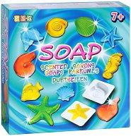 Направи сам ароматни сапуни - Морско дъно - Творчески комплект - детски аксесоар