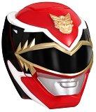 """Каска - Червен рейнджър - Трансформираща се играчка от серията """"Power Rangers Megaforce"""" -"""