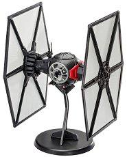 """Изтребител на специалните сили на First Order - First Order Special Forces TIE Fighter - Сглобяем модел от серията """"Revell: Star Wars"""" -"""