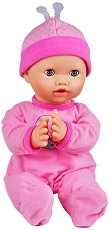 """Бебе - Интерактивна кукла с аксесоари от серията """"Mother Love"""" -"""