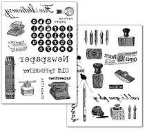 Трансферна хартия - Канцеларски материали - Опаковка от 2 листа с формат А4