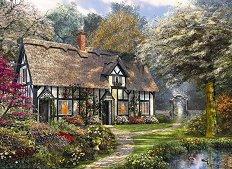 Викторианска градина - Доминик Дейвисън (Dominic Davison) - пъзел