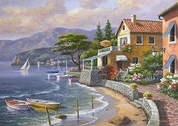 Райски бряг - пъзел