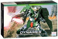 """Мобилен костюм - GN-002 Dynames - Сглобяем модел от серията """"TT Hongli: Gundam"""" - макет"""