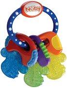 Дъвкалка с охлаждащ ефект - IcyBite: Ключове - За бебета над 3 месеца -