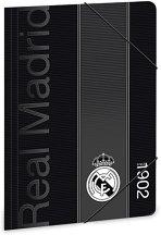 Папка с ластик - ФК Реал Мадрид