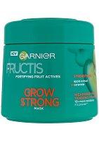 "Garnier Fructis Grow Strong Hair Mask - Маска за тънка и късаща се коса ""Fructis Grow Strong"" - балсам"