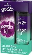 Got2b Powder'Ful Volumizing Styling Powder - Стилизираща пудра за коса за обем - продукт