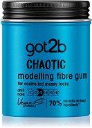 Got2b Chaotic Modelling Fibre Gum - Моделираща гума за коса с хаос ефект -