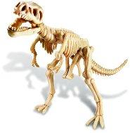 Открий и сглоби - Скелет на тиранозавър - играчка