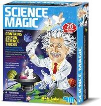 """Научна магия - Комплект за фокуси от серията  """"Kidz Labs"""" - творчески комплект"""