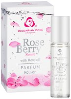 Rose Berry Parfum Roll-on - мляко за тяло