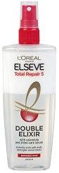 Elseve Total Repair 5 Double Elixir - Двуфазен възстановяващ еликсир за увредена коса - шампоан