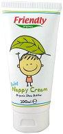 Friendly Organic Baby Nappy Cream - Бебешки крем против подсичане с био масло от ший -