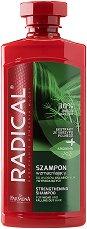 """Farmona Radical Strengthening Shampoo - Възстановяващ шампоан за слаба, увредена и склонна към косопад коса от серията """"Radical"""" -"""