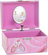 Музикална кутия - Балерина - играчка