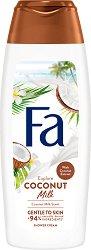 Fa Coconut Milk Shower Cream - крем