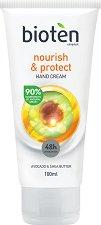"""Bioten Perfect Hands Nourishing Hand Cream - Подхранващ крем за ръце за суха кожа от серията """"Perfect Hands"""" - спирала"""