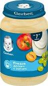 Nestle Gerber - Плодов десерт с йогурт - чаша