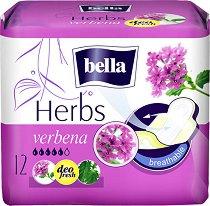 Bella Herbs Verbena Deo Fresh - крем