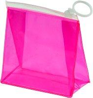 Прозрачен несесер за тоалетни принадлежности - продукт