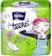 Bella for Teens Ultra Relax Deo Fresh - крем