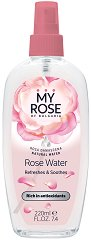 My Rose Refreshing Rose Water - Розова вода за лице и тяло - сапун
